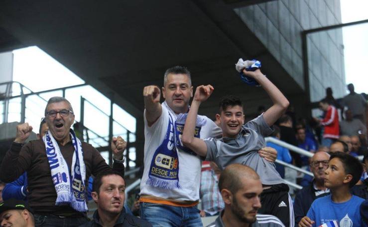 ¿Estuviste en el Real Oviedo - Zaragoza? ¡Búscate!