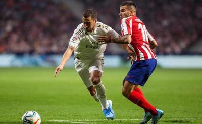 Un Madrid de pico y pala a la espera de Hazard