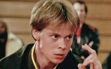 Fallece el actor Rob Garrison, Tommy en 'Karate Kid'