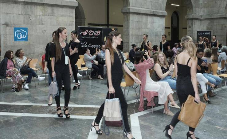 Fin de semana con estilo en la Pasarela de Moda de Asturias