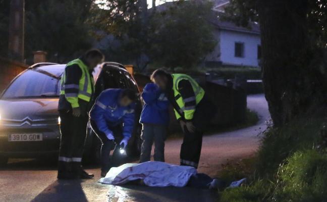 Crimen de Siero   Matan de un disparo en la cabeza a un vecino de Siero de 68 años a la puerta de su casa