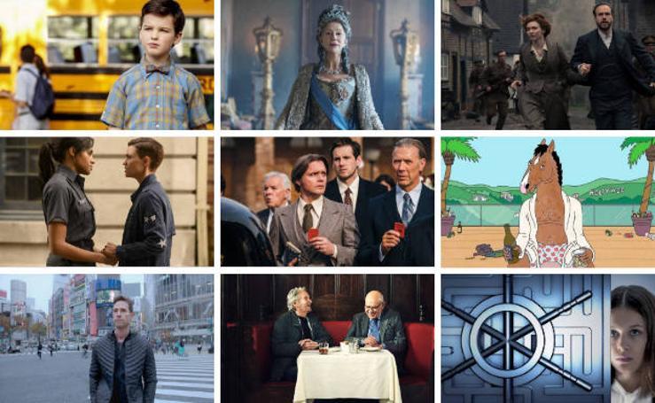 Los estrenos de series que no te puedes perder este octubre 2019