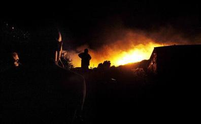 Un ganadero acepta un año de prisión por un incendio forestal en Grado