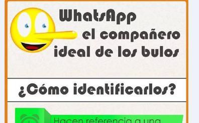 La Guardia Civil avisa: «WhatsApp es ideal para difundir bulos»