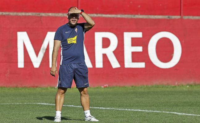 El Sporting cierra filas con José Alberto