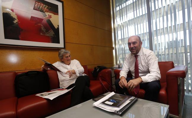 Gijón al Norte se reunirá el 10 de octubre «para que nos digan cómo va el informe»