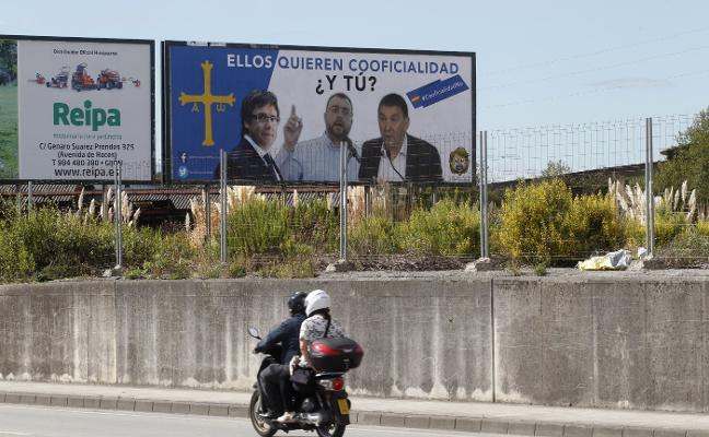 La FSA acusa a la «extrema derecha» de equiparar a Barbón con Otegui y Puigdemont