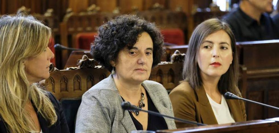 La decisión de prohibir la exposición del programa en asturiano está avalada por Reglamento del Parlamento