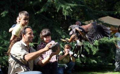 El Botánico centraliza las celebraciones del Día de las Aves