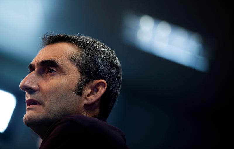 Valverde lanza un mensaje a Piqué y a la directiva para evitar líos internos