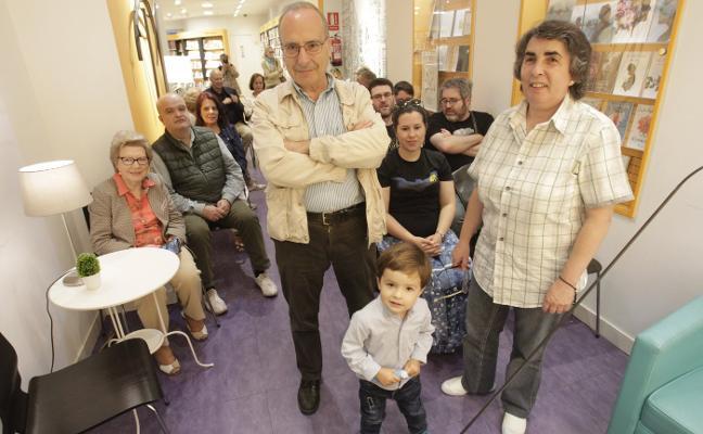 García Martín: «Quien cuenta los cuentos quizás sea el autor más joven del mundo»