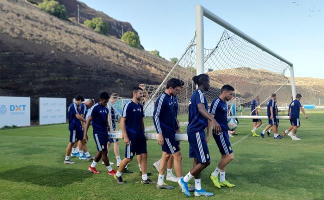 El Real Oviedo necesita dar un paso más