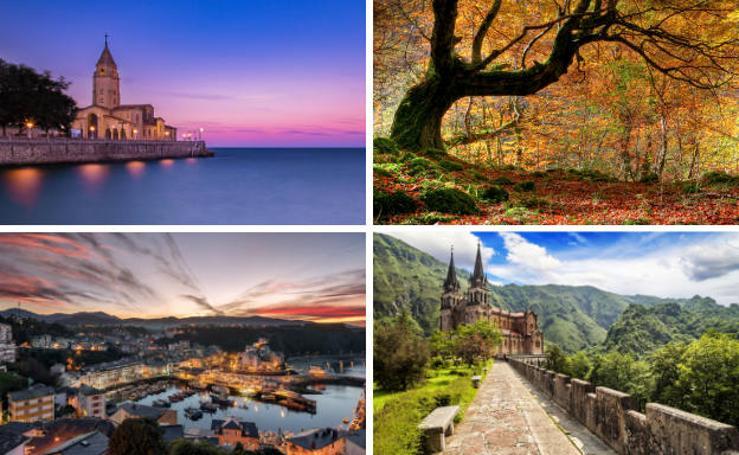 Treinta estampas para enamorarte aún más de Asturias