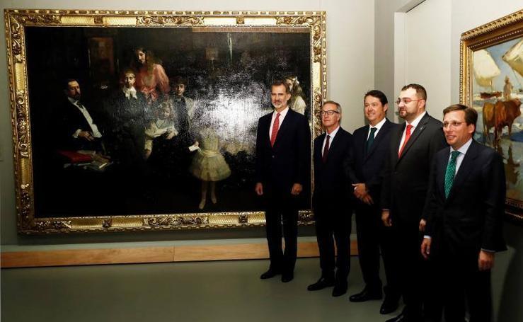 La Fundación Masaveu inaugura sede en Madrid