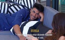 'GH VIP': Kiko Jiménez aclara su relación con Estela Grande