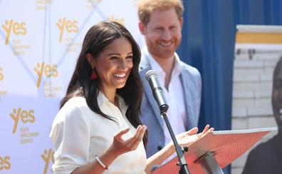 El príncipe Enrique teme que Meghan Markle muera como Lady Di