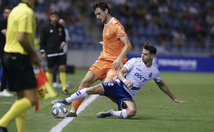 Primera victoria de la temporada del Real Oviedo