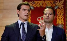 Rivera pide a Sánchez una «reunión de Estado» para consensuar una respuesta al 'procés'