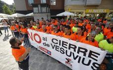 Vesuvius no contempla alternativas al cierre a doce días de consumar el ERE