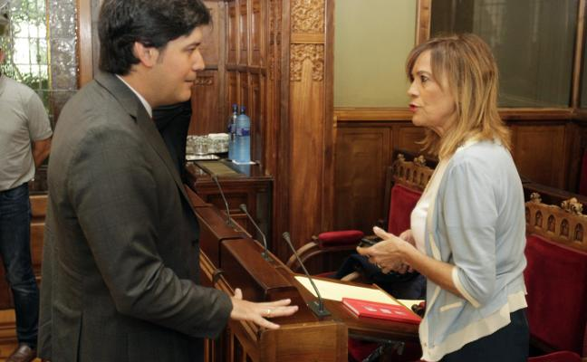 Borja Sánchez defiende flexibilizar la regla de gasto en la Universidad de Oviedo