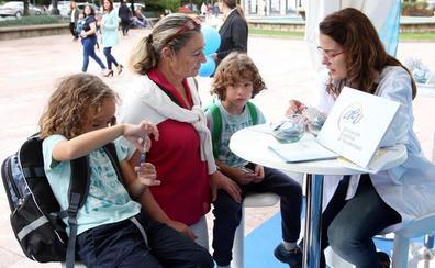 Salud dispensará tres tipos de vacuna antigripal para aumentar la protección