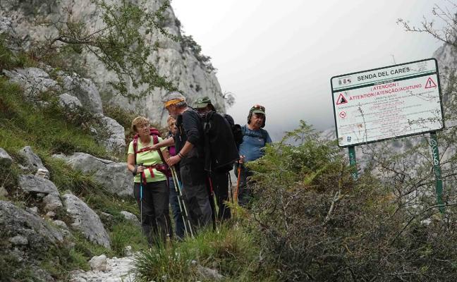 «Profunda tristeza» en el grupo montañero Ensidesa por la muerte de Argentina Rozada