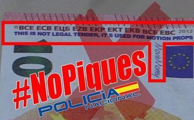 Alerta por la aparición de billetes falsos en toda España