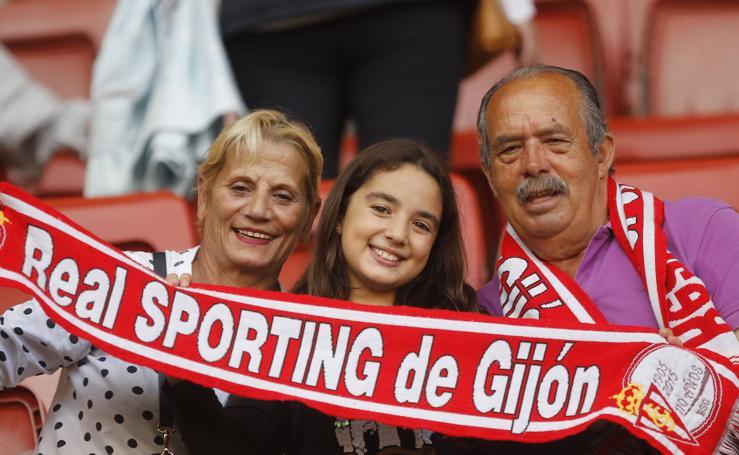 ¿Estuviste en el Sporting - Almería? ¡Búscate!