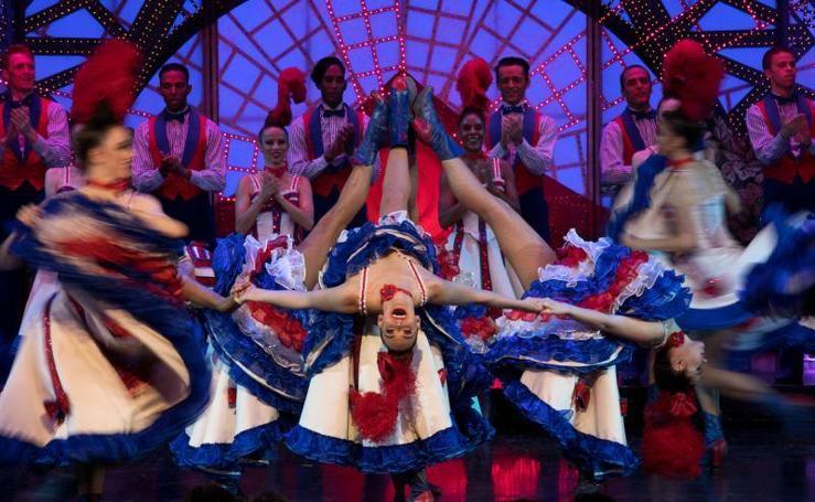 El Moulin Rouge cumple 130 años