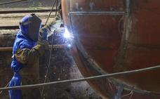 Asturias registra la mayor caída de la afiliación laboral en quince años