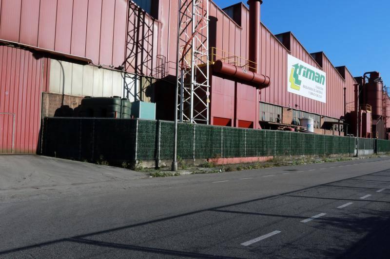 Roban más de un millón de euros en material de una fábrica en concurso de acreedores en Mieres