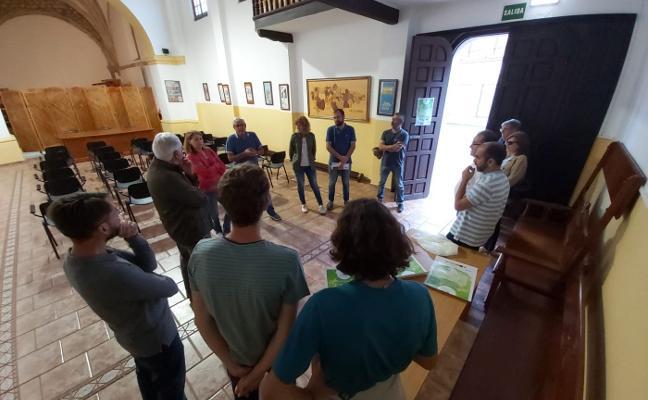 Las clases para aprender a aprovechar el avellano llegan este mes a Piloña