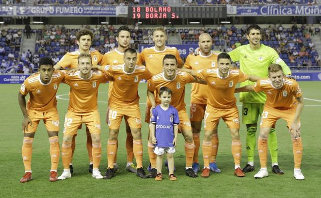 Real Oviedo   El talismán tinerfeño del Real Oviedo se llama Aday