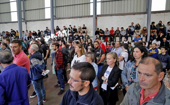El Revillagigedo supera los 500 alumnos gracias al auge de la Formación Profesional