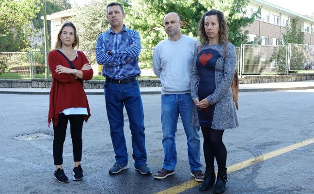 Tres alumnas de pueblos de Ribadesella, sin transporte escolar desde inicio de curso