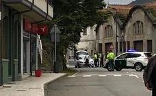 Detienen a cuatro jóvenes por apuntar con una escopeta a conductores en la autovía del Cantábrico