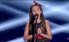 Así suena 'Marte', la canción con la que Melani representará a España en Eurovisión Júnior