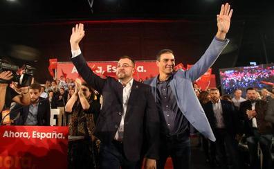 El compromiso de Sánchez con Asturias: «Garantizaré el empleo en torno a la economía verde»