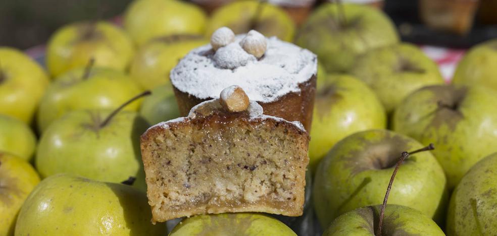Postres para aprovechar la temporada de manzanas en Asturias