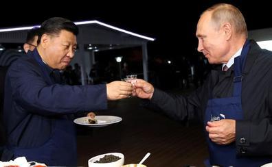 El Kremlin subraya la «relación especial» existente entre Moscú y Pekín