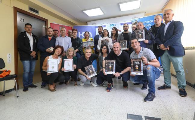 Entrega de los premios de la Semana de la Tapa