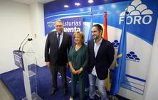 Foro: «Pedro Sánchez vino a Asturias de paseo y de pasota»