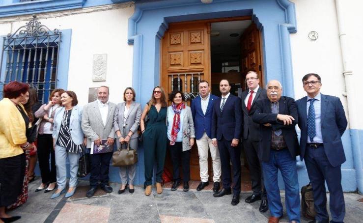 Los Moscones de Oro, con la Cultura Sidrera y el Dakar