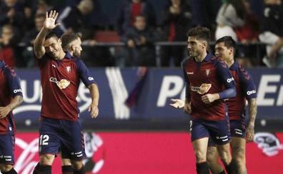 Osasuna remonta ante el Villarreal