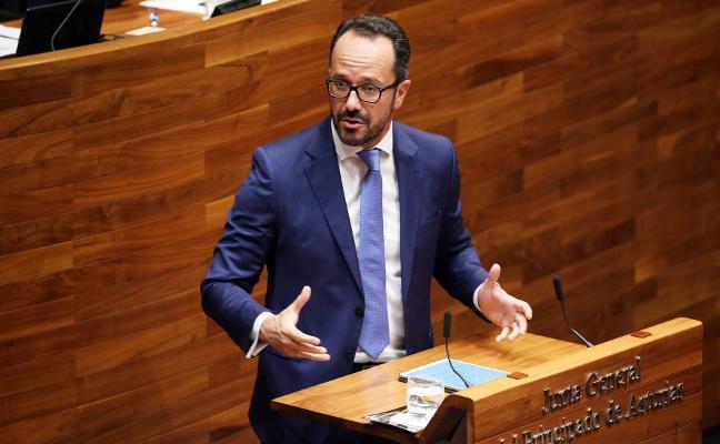 Ignacio Blanco dimite de sus cargos orgánicos en Vox