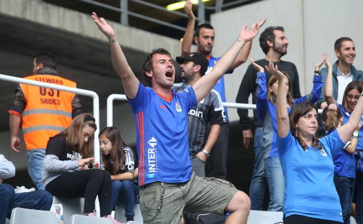 ¿Estuviste en el Real Oviedo 1-1 Numancia? ¡Búscate en el Tartiere!