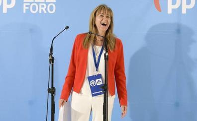 Paloma Gázquez, número uno de la coalición PP-Foro al Congreso