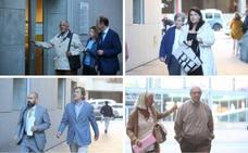 Los condenados del 'caso Renedo', a prisión
