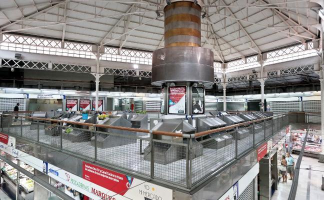 La primera planta del Mercado del Sur, a la venta por un millón de euros