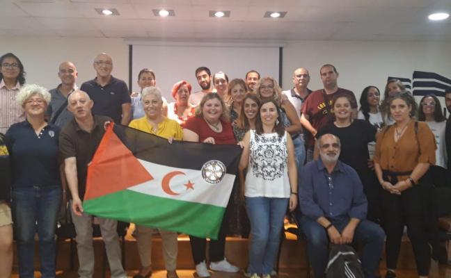 Con el Sáhara Siempre participa en el encuentro estatal de asociaciones